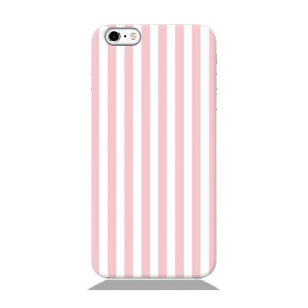 Vertical Pink Stripes iPhone 6/6s Back Cover