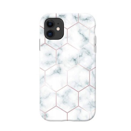 Marble Hexa iPhone 11 Back Cover
