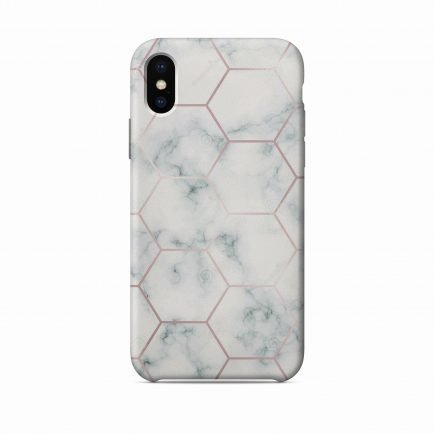 Marble Hexa iPhone X/XS/XS Max Back Cover