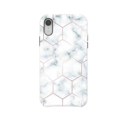 Marble Hexa iPhone XR Back Cover