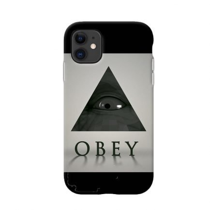 Obey iPhone 11 Back Cover