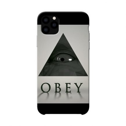 Obey iPhone 11 pro Back Cover