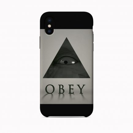 Obey iPhone X/XS/XS Max Back Cover