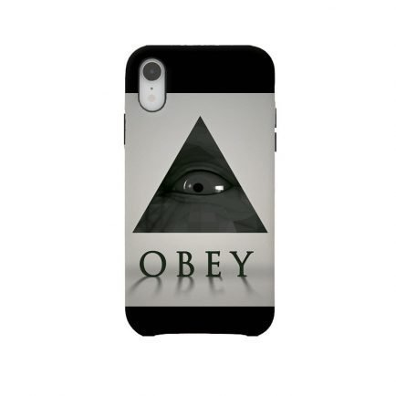 Obey iPhone XR Back Cover