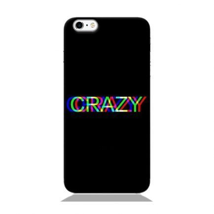 Crazy iPhone 6/6s Back Cover