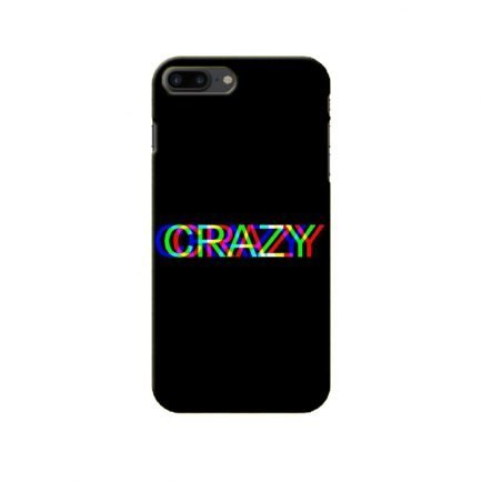 Crazy iPhone 7 Plus Back Cover