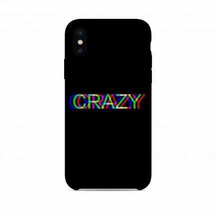 Crazy iPhone X/XS/XS Max Back Cover