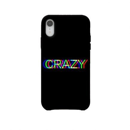 Crazy iPhone XR Back Cover