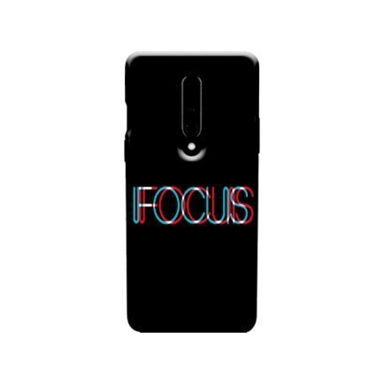 Focus OnePlus 8 Back Cover