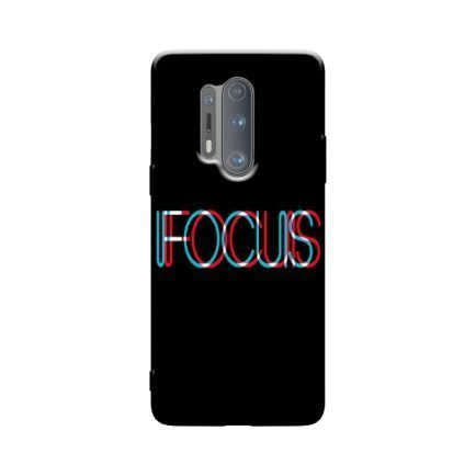 Focus OnePlus 8 Pro Back Cover