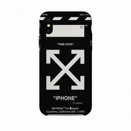 Off-White iPhone X/XS/XS Max Back Cover