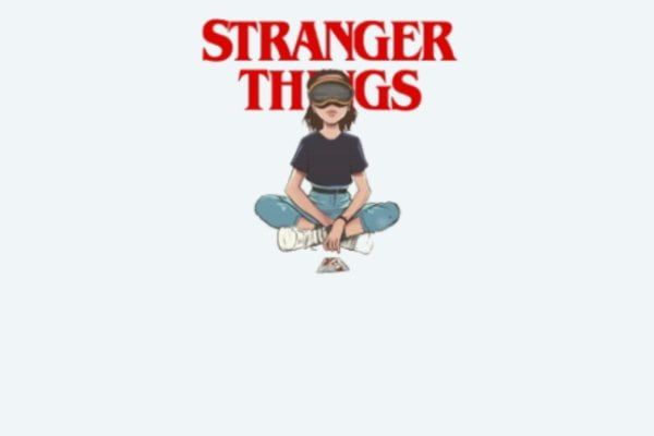 Stranger things rareout tshirt collection